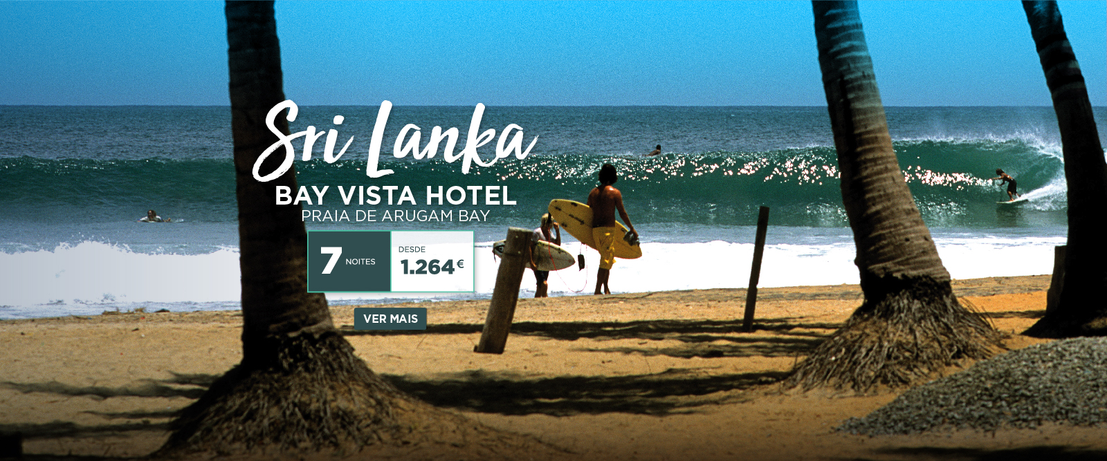 21/5/18 SRI LANKA BAY VISTA HOTEL Arugam Bay
